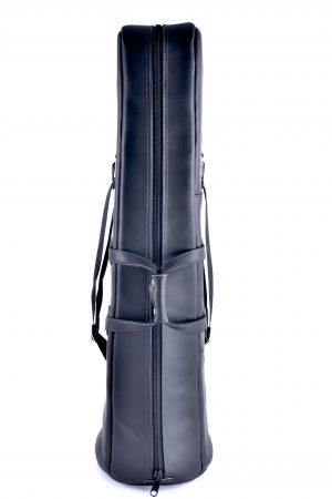 BTG Black Leather Front
