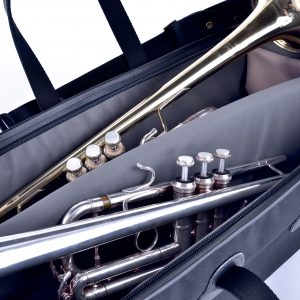 Double Trumpet Inside